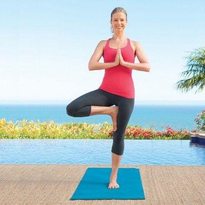Gaiam Ultimate Yoga For Beginners Dvd Collection 2pk Yoga For Beginners Dvd Basic Yoga Poses Yoga Poses