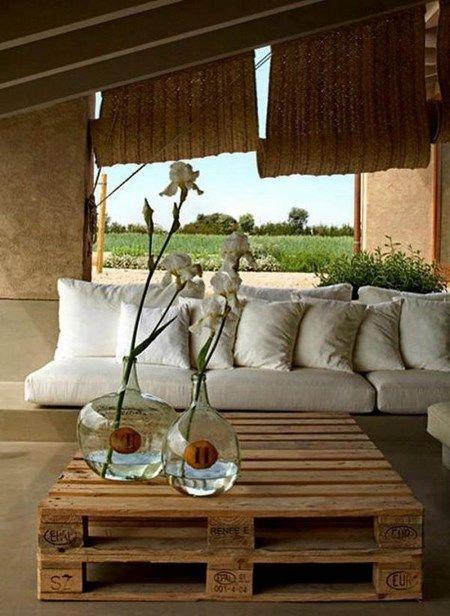 Come decorare la casa con mobili fai da te ricavati da - Come decorare la casa ...