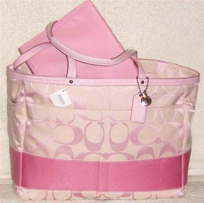 designer coach diaper bags x4zp  discount coach diaper bags
