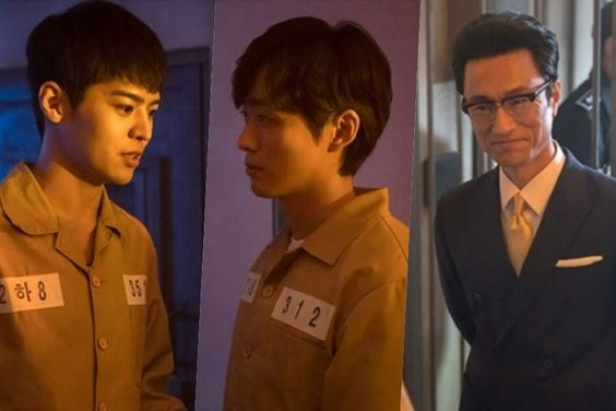 """Namgoong Min, Ryeo Woon, And Kim Byung Chul Meet Amidst High Tension In """"Doctor Prisoner"""""""