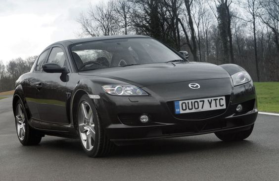 Mazda RX-8 Kuro. Possibly my favourite. Unbelievably quick and so well balanced. 2007-2008