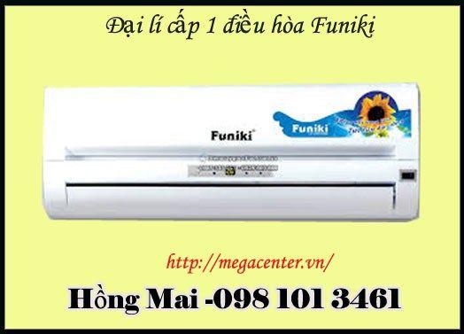 Điều hòa Funiki treo tường. Bán điều hòa funiki chính hãng. Điều hòa treo tường Funiki chất lượng. Cung cấp điều hòa Funiki : 9000BTU, 12000BTU, 18000BTU, 24000BTU giá tốt nhất thị trường. Chỉ có …
