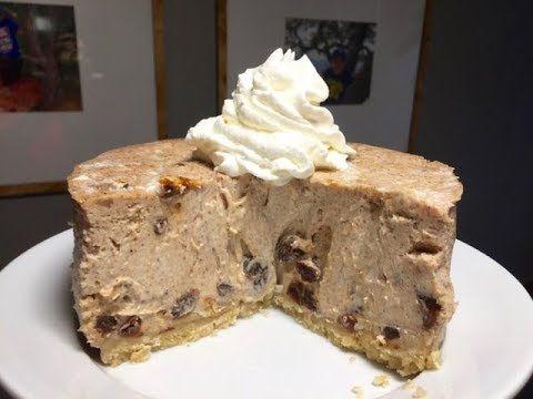 Instant Pot Sour Cream Raisin Cheesecake 1st Place Winner Youtube Cream Pie Recipes Cheesecake Recipes Instant Pot Recipes