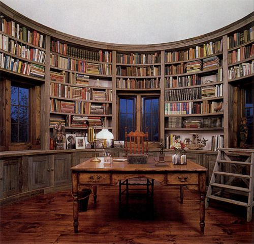 Bookshelf Of The Week A Montaigne Esque Personal Library