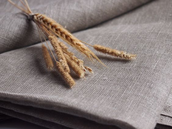 2,2 yards, Natural Linen Fabric, Eco Fabric, Linen Fabric For Any Your Project, High Quality Linen Fabric
