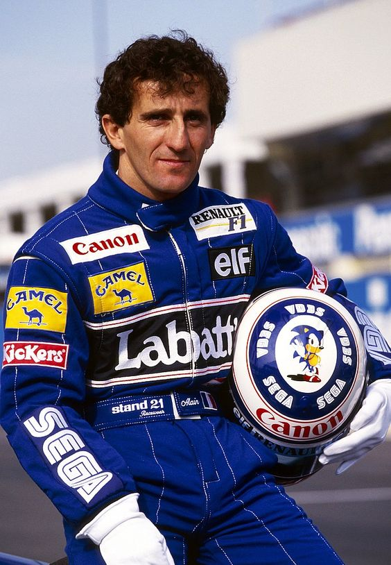 Nigel Ernest James Mansell (GBR) (Rothmans Williams Renault), Williams FW16 - Renault RS6 3.5 V10 1994 © Williams Grand Prix Engineering Ltd.