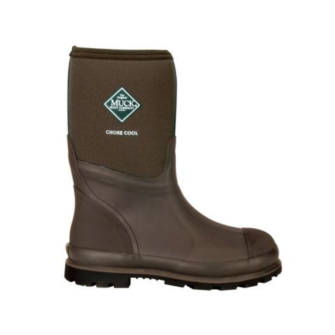 The Original Muck Boot Company Chore Cool Mid Rubber Boots