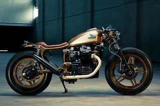 Honda CX500 | Kingston Customs