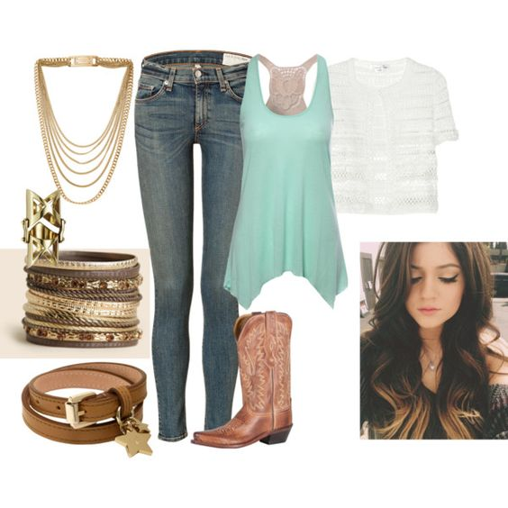 """""""Gentle Country"""" by theasian79 on Polyvore"""