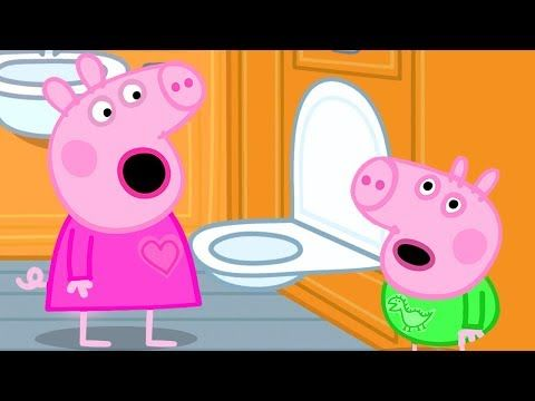 Peppa Pig Official Channel Peppa Pig S First Long Train Journey Experience Youtube Peppa Pig Funny Peppa Pig Memes Peppa Pig Wallpaper
