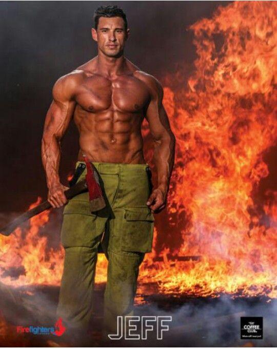 marine firefighter