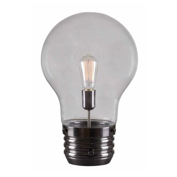 Kenroy Home 32462AB Edison Table Lamp | ATG Stores