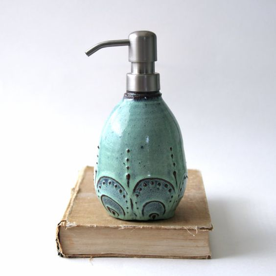 Soap Dispenser French Country Kitchens And Soaps On Pinterest