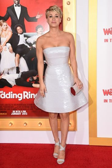 Kaley Cuoco in Kaufmanfranco. http://www.vogue.in/content/best-dressed-week-177#7