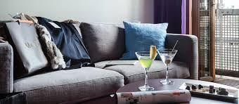 sitting area sofa