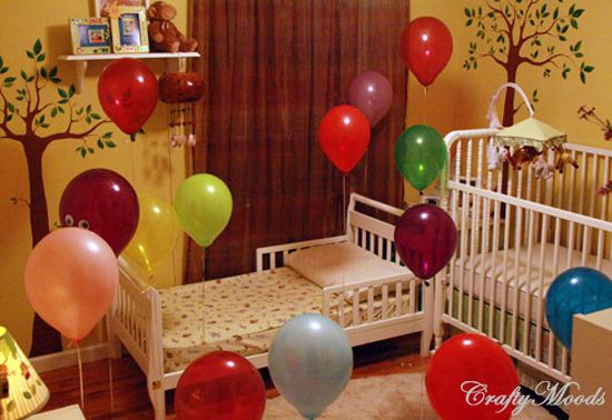 This would be a fun surprise for the boys on their birthday! :)