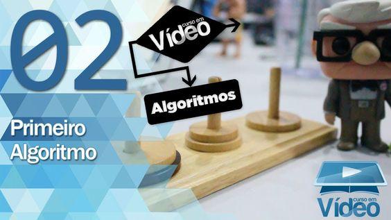 Primeiro Algoritmo - Curso de Algoritmos #02 - Gustavo Guanabara