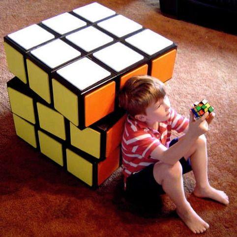 DIY Rubiks-Cube-Drawers Awesome!