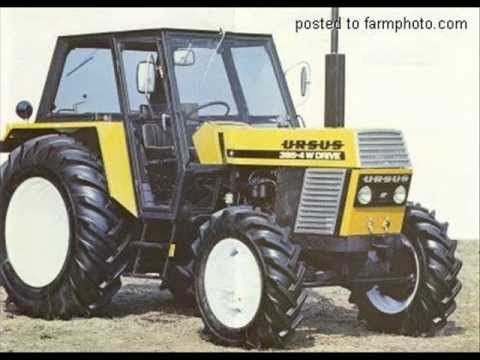 Ursus Na Calym Swiecie Czyli Wersje Eksportowe Youtube Vintage Tractors Tractors Ursus