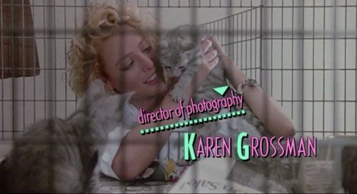 Virginia Madsen in Modern Girls.