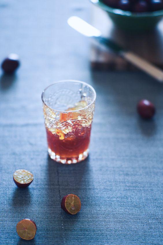 Blood Lime Marmalade
