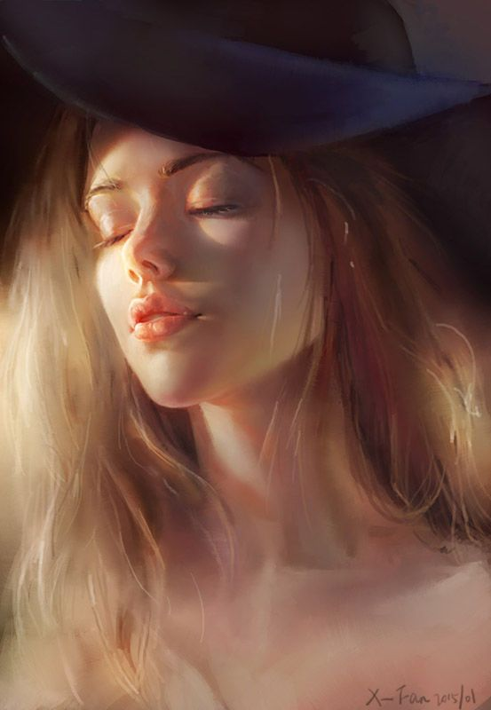 Check out this awesome piece by 稀饭 on #DrawCrowd: