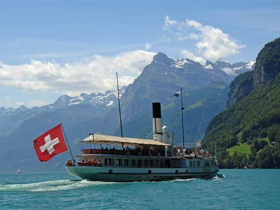 Goldene Rundfahrt   Pakete   Schweiz   Schöne Aussichten
