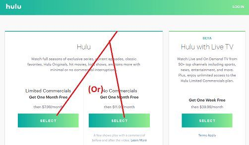 how to get hulu for free