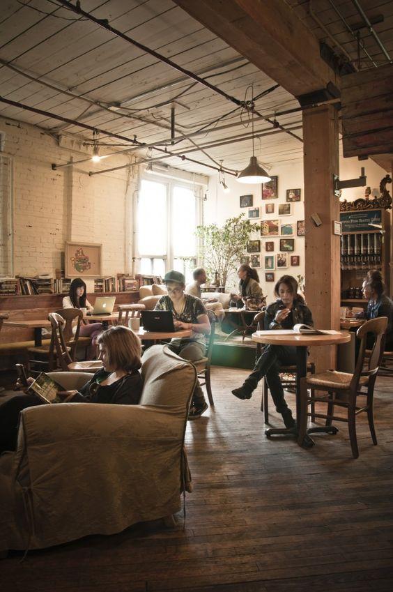Merchants_cafe 2 Matilda St. Toronto,  #Dekoration #Holz #Wohnkultur #Inspiration #Idee #Gemütlich  http://wohnenmitklassikern.com/klassich-wohnen/einrichten-mit-holz/