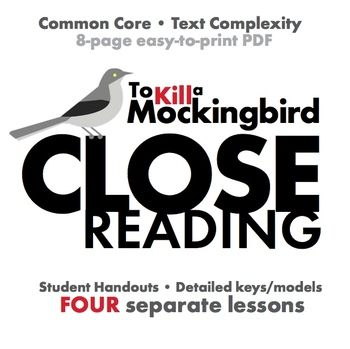to kill a mocking bird reading To kill a mockingbird 45k likes official us publisher page for to kill a mockingbird and go set a watchman by harper lee.