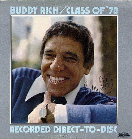 Buddy Rich - Immense.