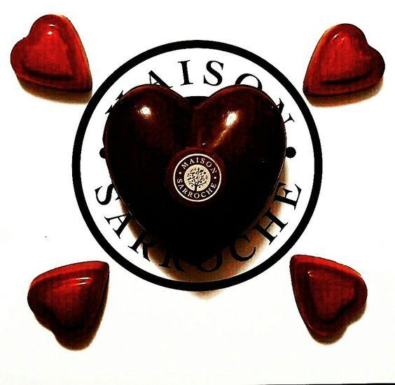 Maison sarroche  #valentines #love #chocolate