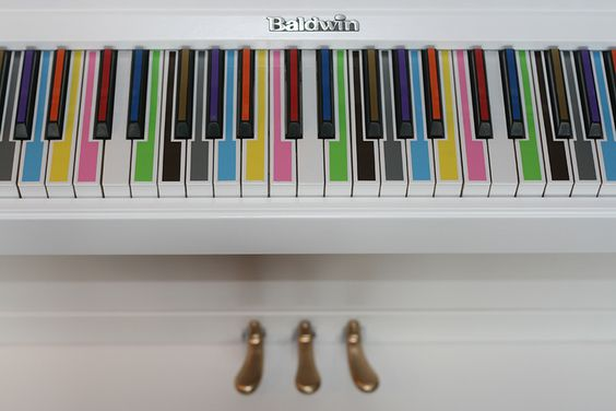 Baldwin Color Of Music Piano
