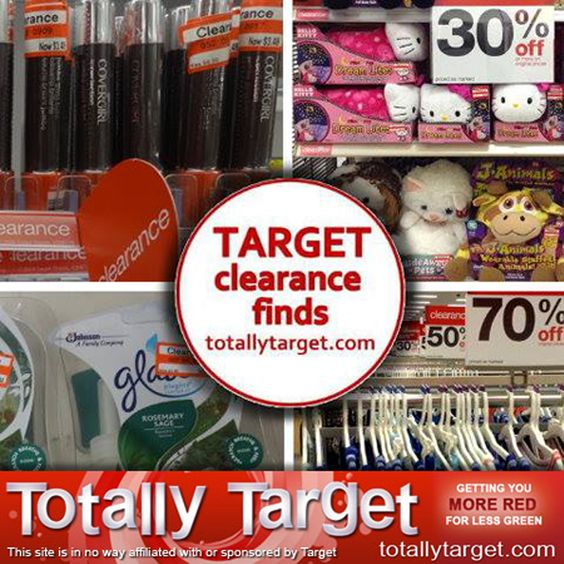 Check out the latest Clearance Finds at Target! Read more on Totally Target.