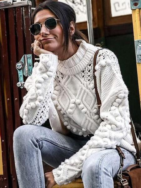 14 Blusas de frio - , blusas estilosas pinterest, blusas 2020