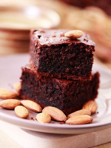 Recette Gâteau moelleux aux amandes et chocolat