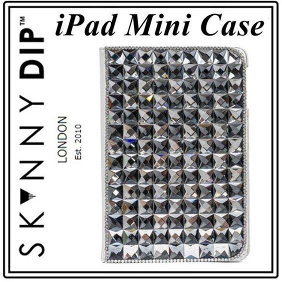 skinnydip スキニーディップ ロンドン 美的 ビジュー ipadmini case ケース キラキラ 綺麗 美意識 高い ipad mini 2 3 カバー 海外 ブランド