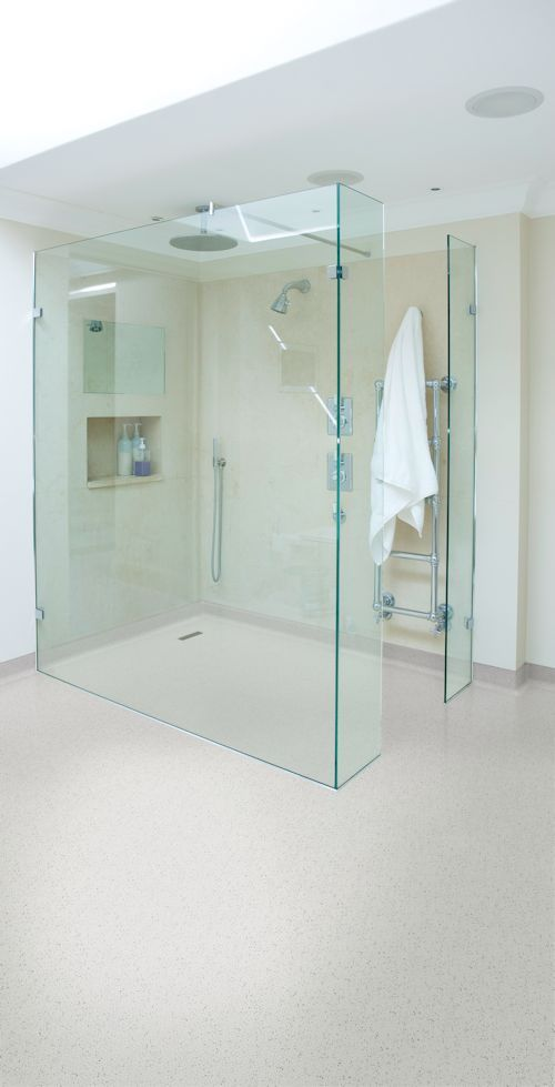 Shower room installed with wet slip resistant Polysafe Hydro Evolve safety flooring in Colorado   Creative bathroom ideas   Pinterest   Products. Shower room installed with wet slip resistant Polysafe Hydro