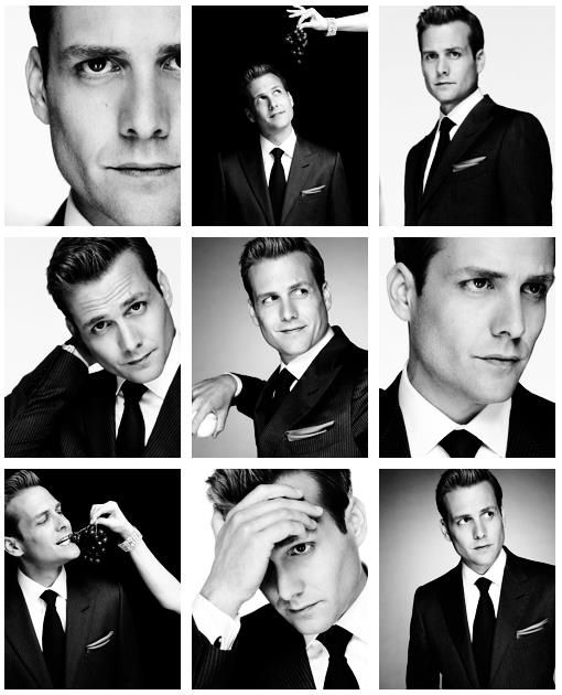 I kinda sorta maybe LOVE Gabriel Macht, just in case you haven't caught on yet.