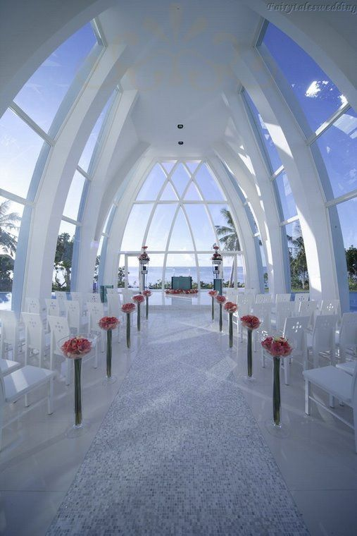 crystal chapel guam churches cathedrals and temples
