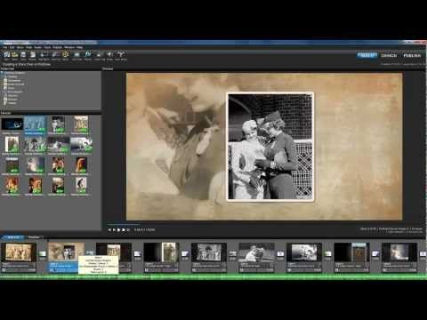 Learn how to add a voice-over or narration to your family history slideshows in ProShow.
