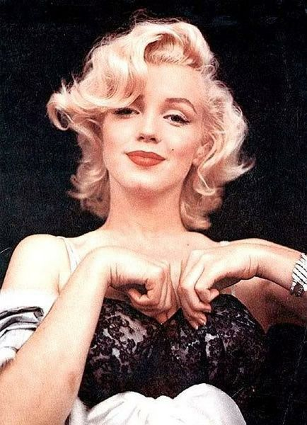 One of Marilyn's best shots!
