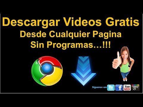 Grabar Vídeo En Usb Youtube Informatica Y Computacion Clases De Computacion Computacion