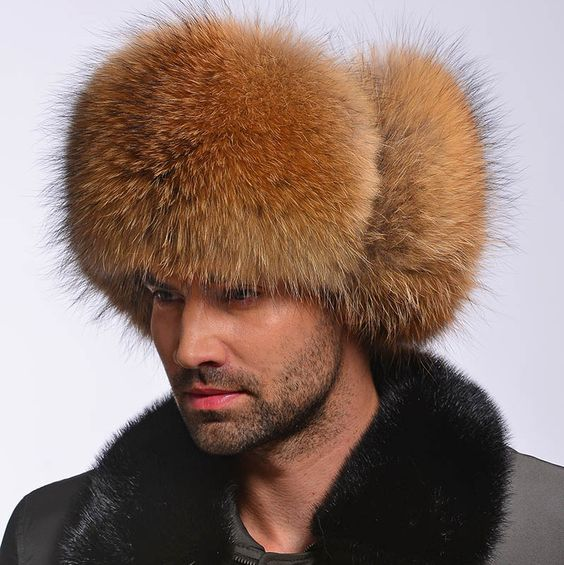 russia fur hat - Google Search