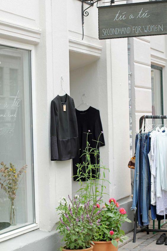 vier leukste vintage winkels Kopenhagen | MisjaB.nl