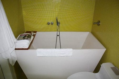 Soaking Tubs Tub Shower Combo And Shape On Pinterest