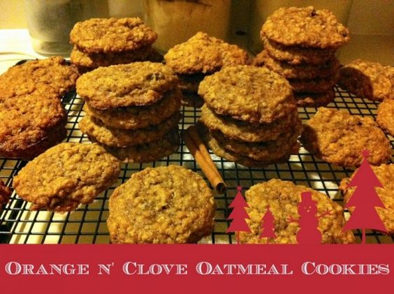Oatmeal, Cookies and Healthy oatmeal cookies on Pinterest