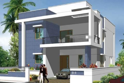 Two Floors House Latest House Designs Small House Exteriors House Elevation