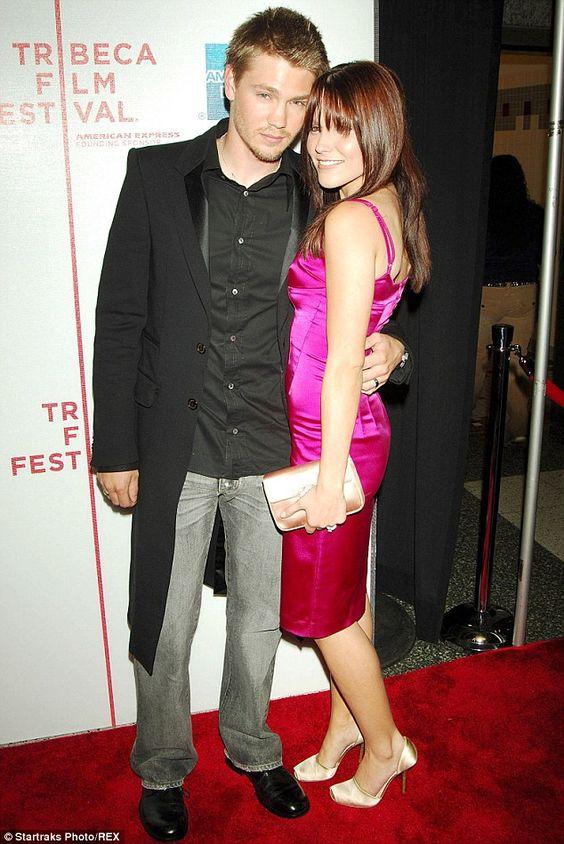 Chad Michael Murray 'dating his Chosen co-star Sarah ...
