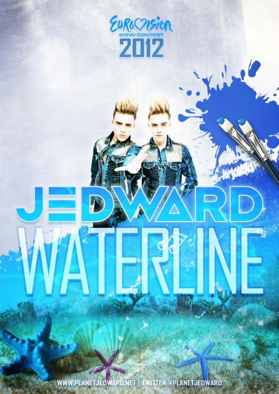 Eurovision tonight - Vote for Ireland song nouber 23! Good luck Jedward!!